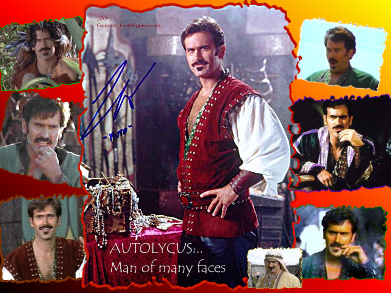 Autolycus... Man of Many Faces - Bruce Campbell Photo (306014 ...