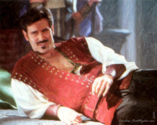 Autolycus Fan Art Bruce Campbell images ...
