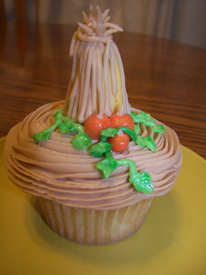 Autumn Cupcakes - cupcakes Photo