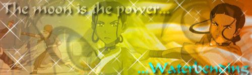 Avatar - La leggenda di Aang wallpaper called Avatar Banner