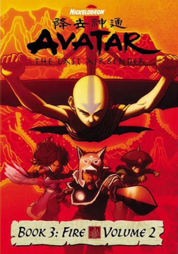 Avatar Book 3 Volume 2 DVD