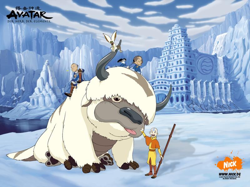 Imagenes de Avatar Aang