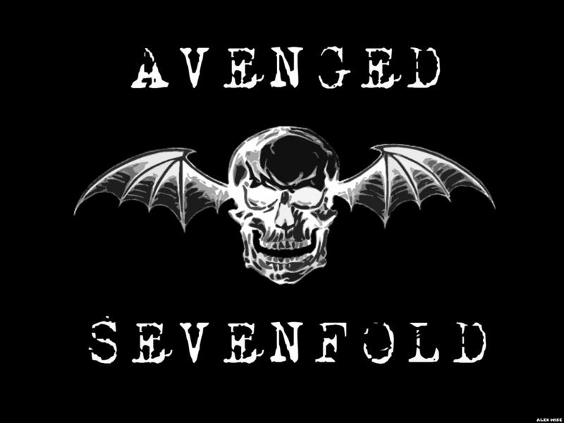 synyster gates wallpaper. Sevenfold Wallpaper