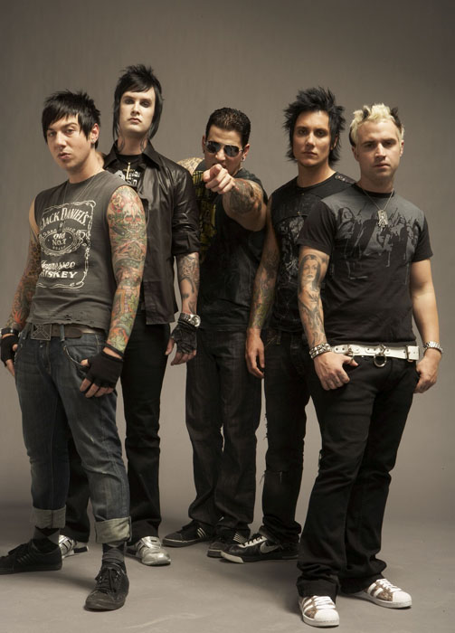 love avenged sevenfold rev