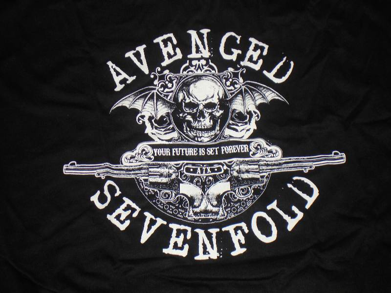 avenged sevenfold logo. Avenged Sevenfold - Avenged