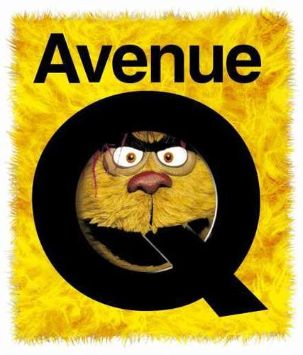 Avenue Q Logo - avenue-q Photo