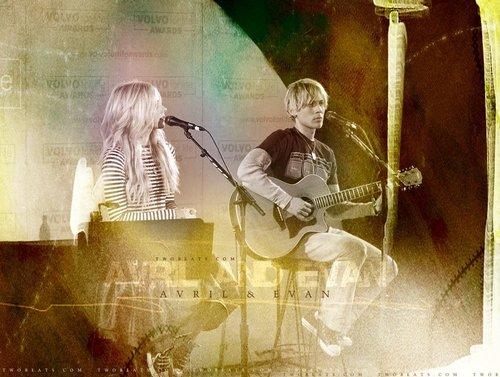 Avril & Evan