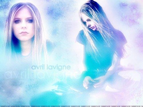 avril lavigne fondo de pantalla called Avril