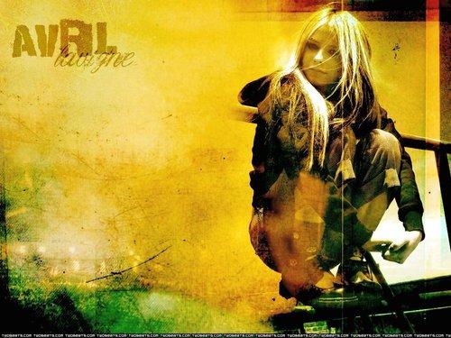 Avril Lavigne پیپر وال called Avril