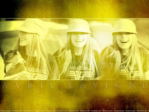 Avril Lavigne wallpaper entitled Avril