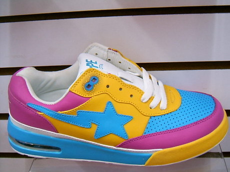BAPE shoes