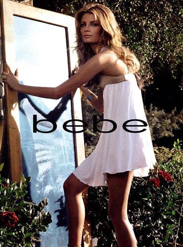 BEBE 2006 S/S Campaign Ad