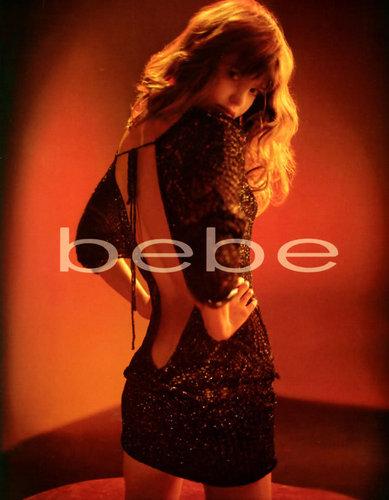 BEBE F/W 2005 Campaign Ad