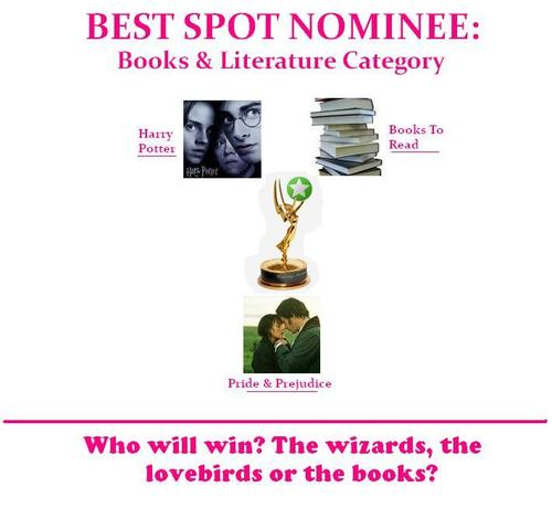 BEST SPOT: libros & Literature