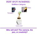 BEST SPOT: Hobbies - the-fanpoppy-awards photo