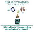 BEST SPOT: Lifestyle/Politics