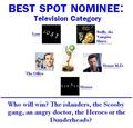 BEST SPOT: Televisione