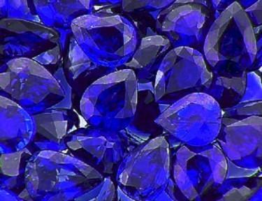 BLUE GEMS
