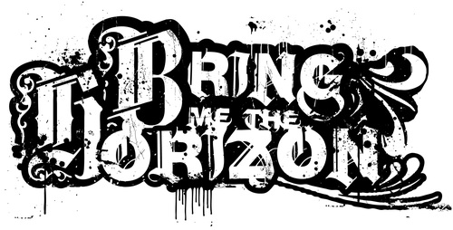 Bring Me The Horizon fond d'écran entitled BMTH Logo