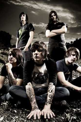 Bring Me The Horizon پیپر وال titled BMTH