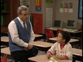 Mr. Feeny & Cory - boy-meets-world photo