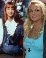 BRITNEY THEN AND NOW