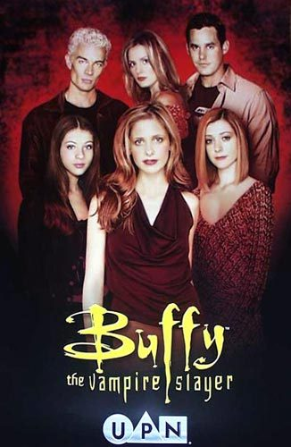 BTVS - PROMO POSTER