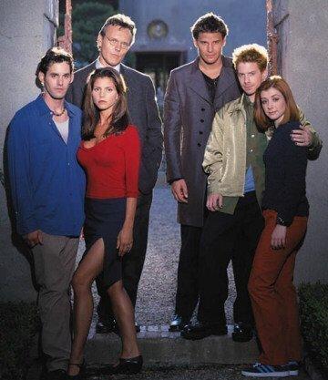 Buffy The Vampire Slayer kertas dinding titled BTVS