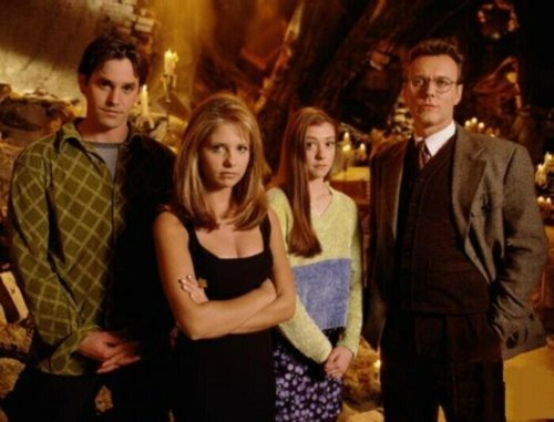 BTVS-buffy,xander,willow,giles