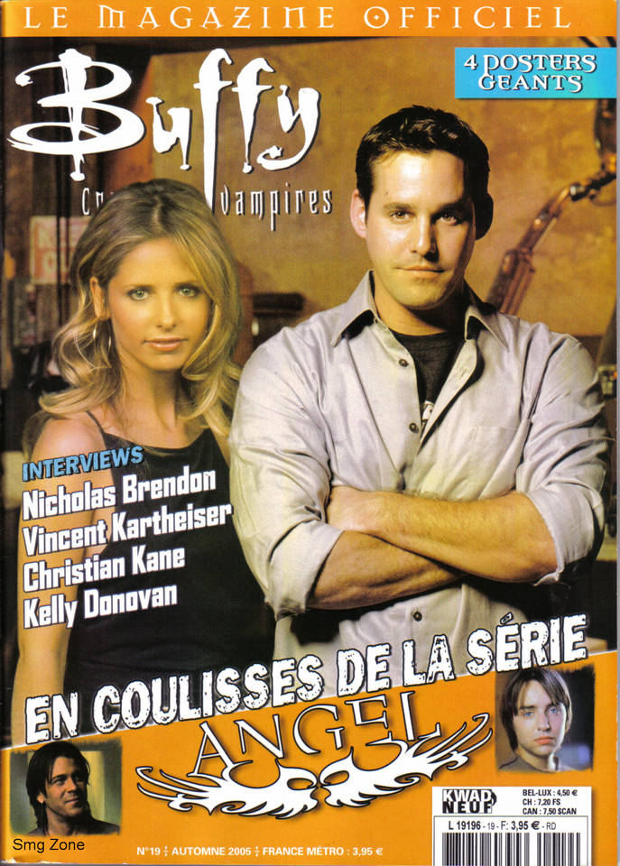 BTVS magazine