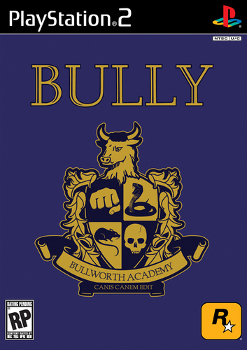 BULLY - playstation Photo