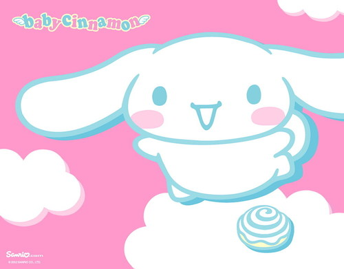 Sanrio wallpaper titled Baby Cinnamon