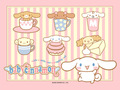 Baby Cinnamon - sanrio wallpaper