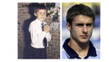 Baby pictures of footballers - soccer photo