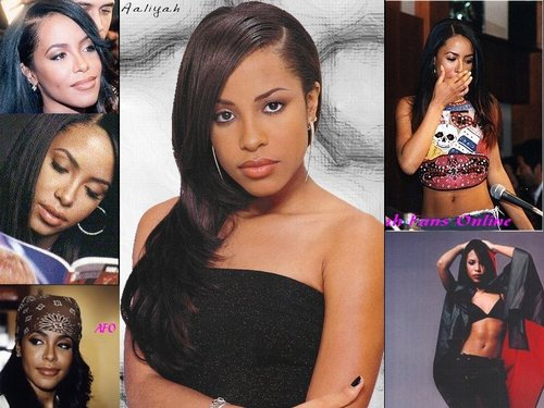 Babygirl - aaliyah Wallpaper