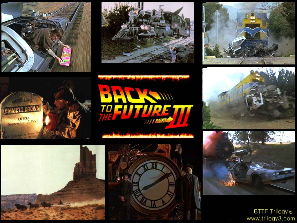 Desktop Wallpaper Back To The Future Wallpaper