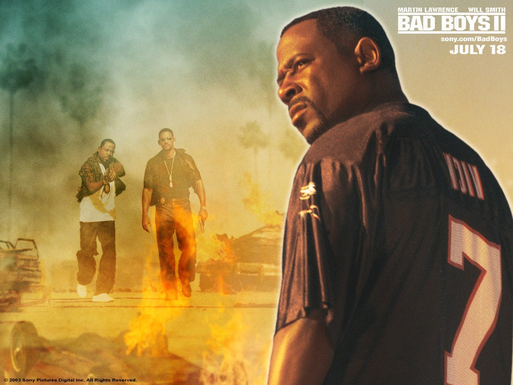 Bad Boys II - Movies Wallpaper (69314) - Fanpop
