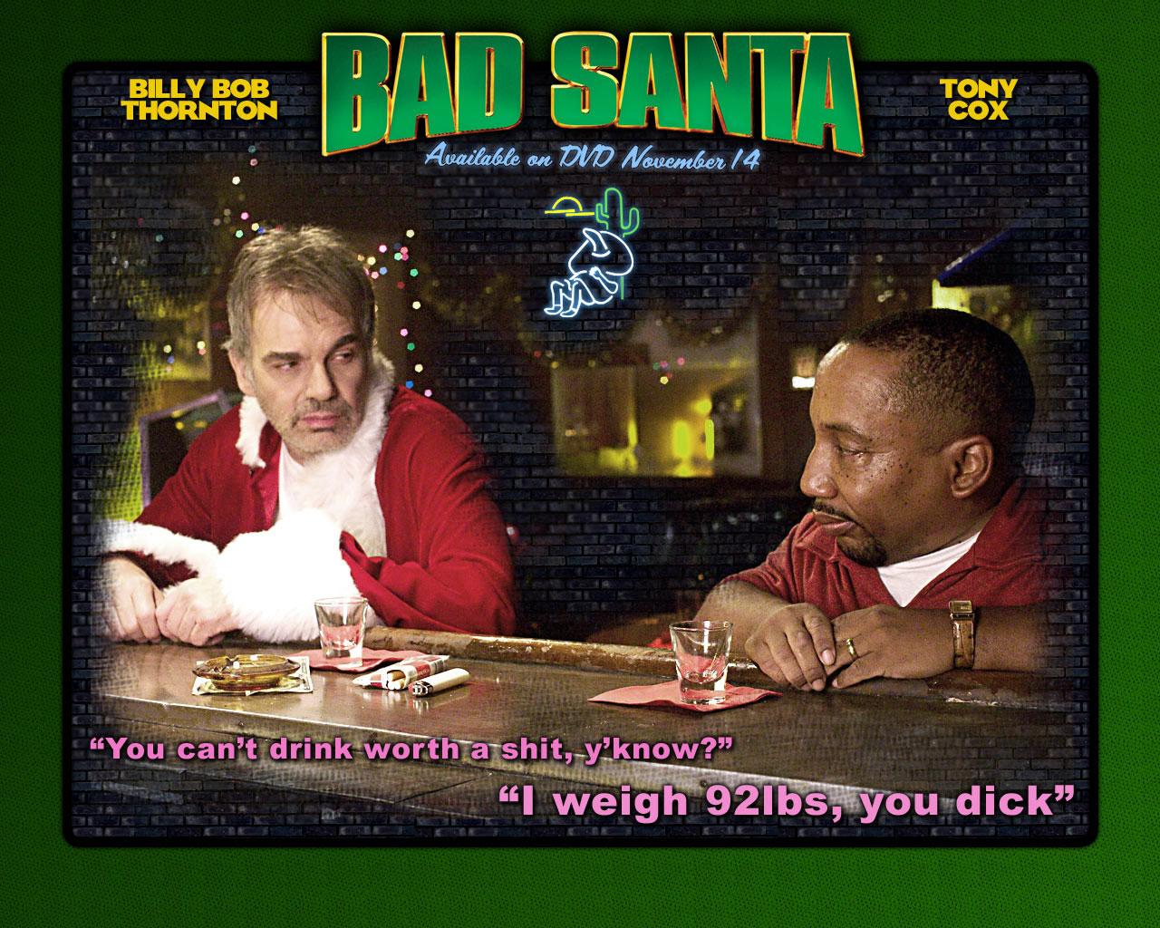 Bad Santa images Bad Santa HD wallpaper and background photos (473729) Lauren Graham Bad Santa