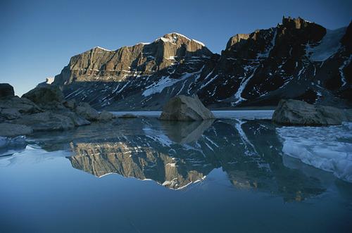 Baffin Island Fjord, Nunavut