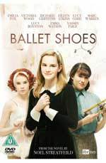 Ballet Shoes DVD cover
