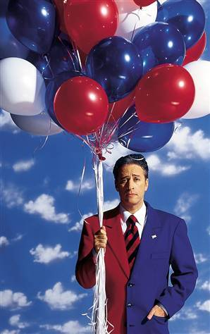 Balloons - the-daily-show Photo