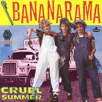 Bananarama Crule Summer