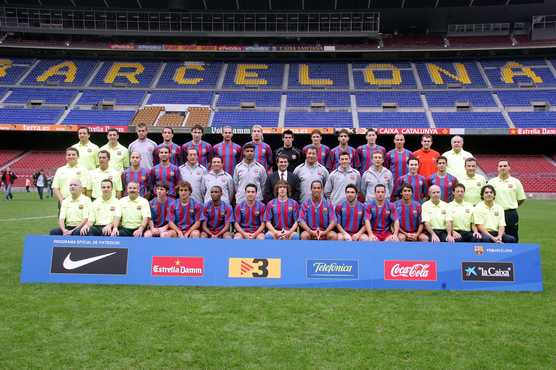 Barcelona Team ISIphotos com