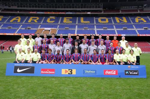 Barça's Team