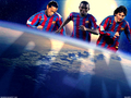 Barça's Players Wallpaper
