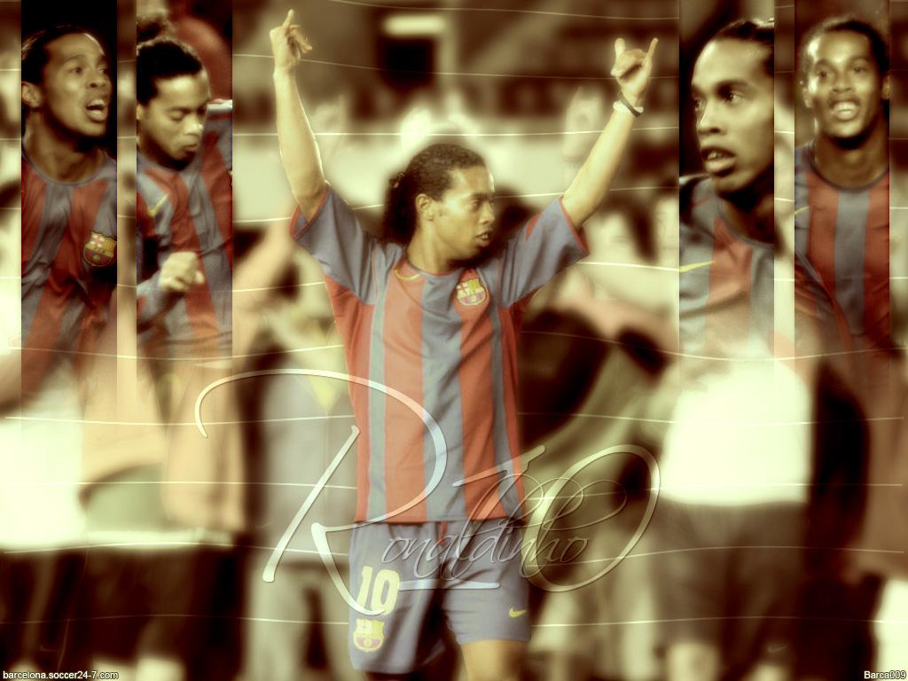 Barça's Players Обои