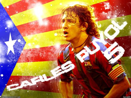 Barça's Players kertas-kertas dinding