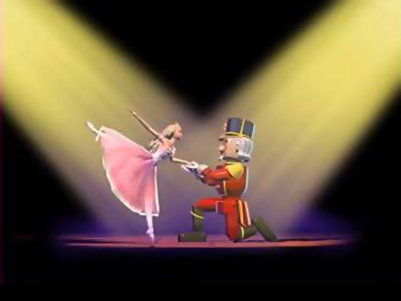 Barbie Nutcracker Cartoon