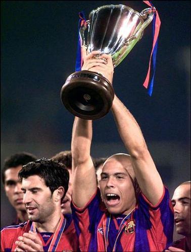 Barcelona's Players