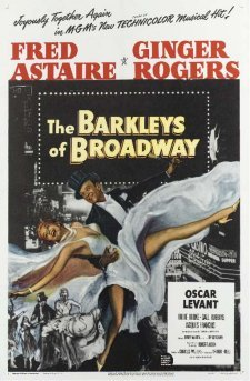 Barkleys Of Broadway Poster
